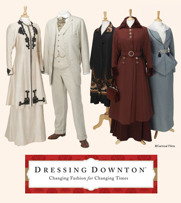 Dressing Downton Exhibition