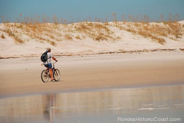 Bicycle on Beach