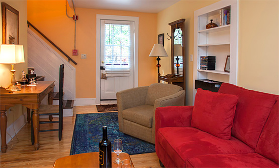 The Cottage Living Room 555 x 335