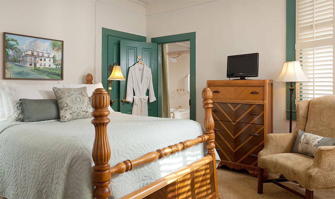 Elizabeth's Suite bedroom