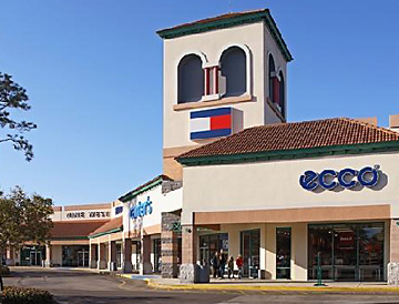 Outlet Store Buildings