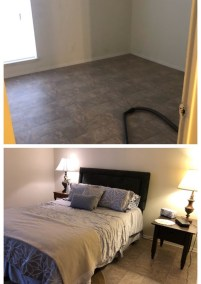 Before After Parents Room