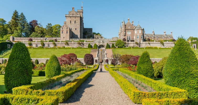 Gardens of Scotland