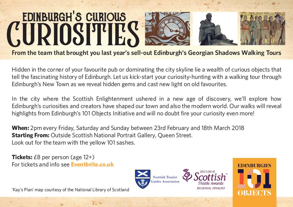 Curious Curiosities information