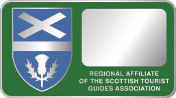 Scottish Tourist Guides Association Green Badge