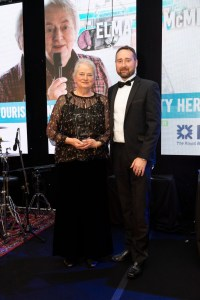 blue badge guide wins hospitality hero award