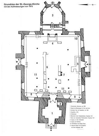 Geschichte : Ev. St.-Georgs-Kirchengemeinde Hattingen