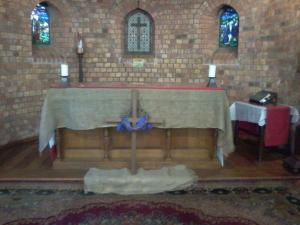 st george altar