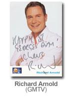 Richard Arnold - GMTV