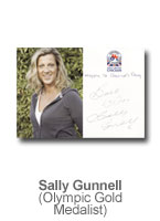 Sally Gunnell - Olympic Gold Medalist