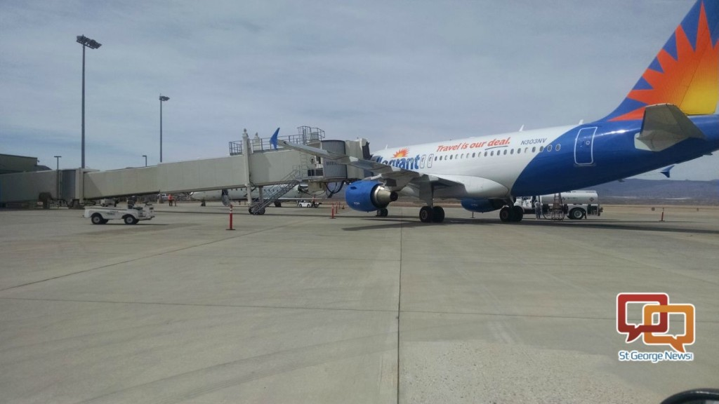 Medical emergency diverts jet to St George Airport  St