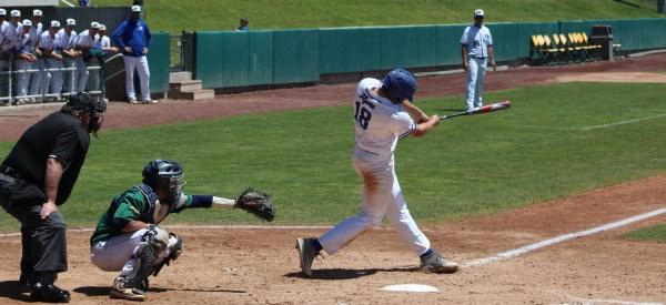 Prep Baseball Champs Vest Walk- Homer Lifts Dixie