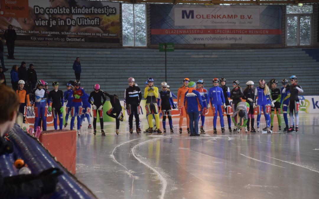 NK jeugdmarathon en ONK in Biddinghuizen.