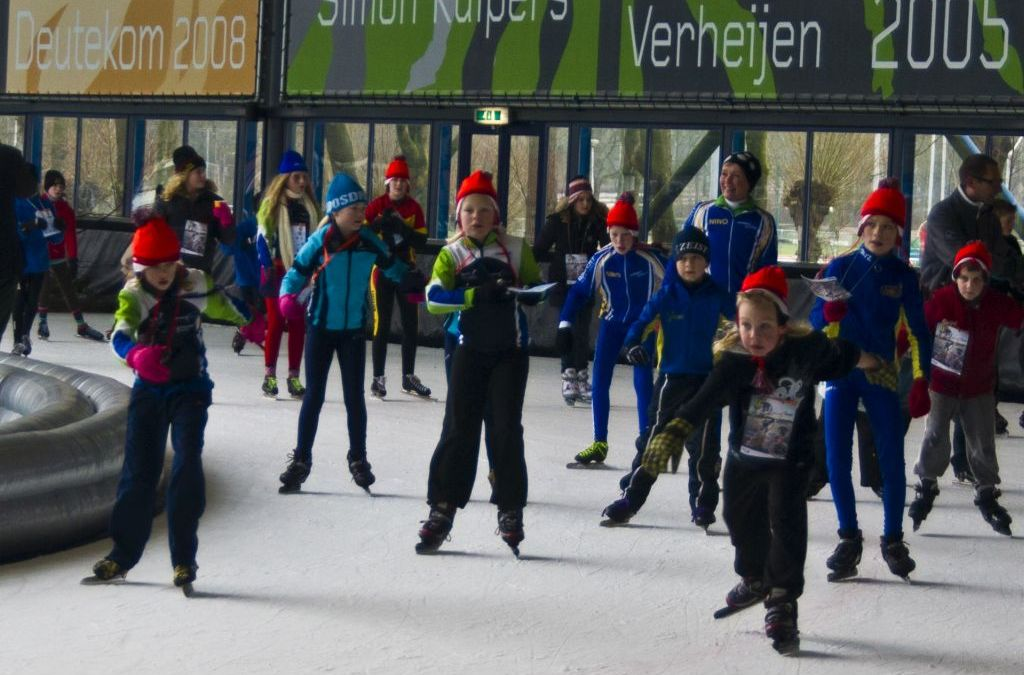 Zaterdag 17 februari  Jeugd 11-stedentocht Utrecht.