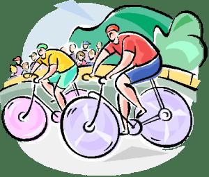 Start fiets seizoen