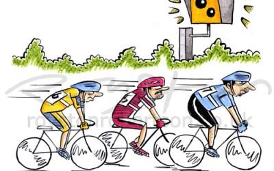 Oppakken fiets trainingen en jeugd trainingen