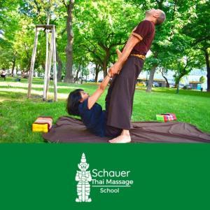 Thai Yoga Massage Course