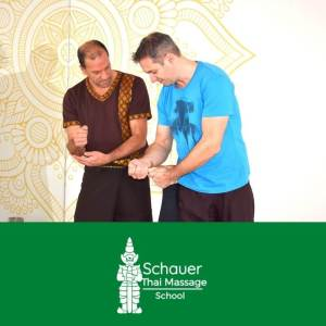 Thai Massage Workshop Wien