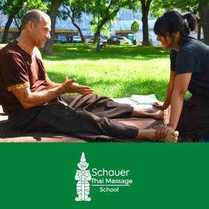 watpo thai massage course