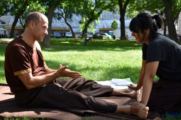 Online Thaimassage Training