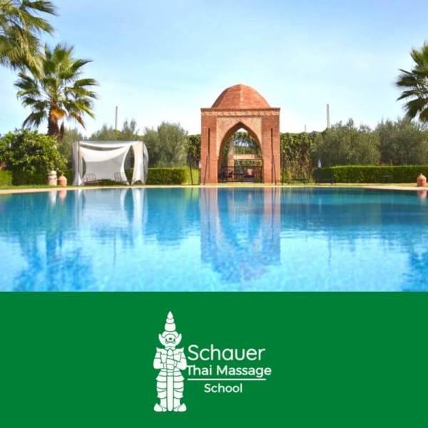Thai Massage Morocco course