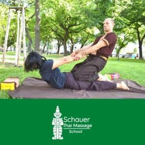 Therapeutische Thai Massage Ausbildung