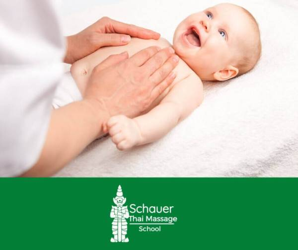 Thai infant and children's massage course