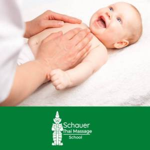 Thai infant and children's massage course