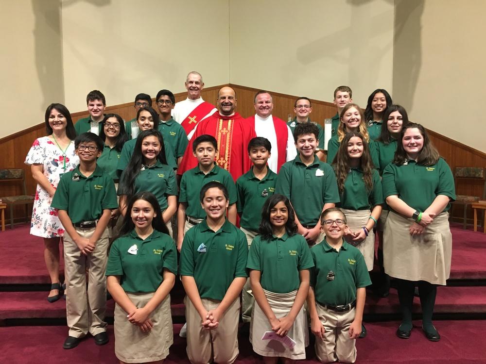 St. Helena School - St. Helena Catholic Church and School - Edison. NJ