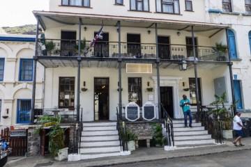 Consulate Hotel St Helena Island