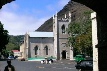 St James Church, St Helena Island