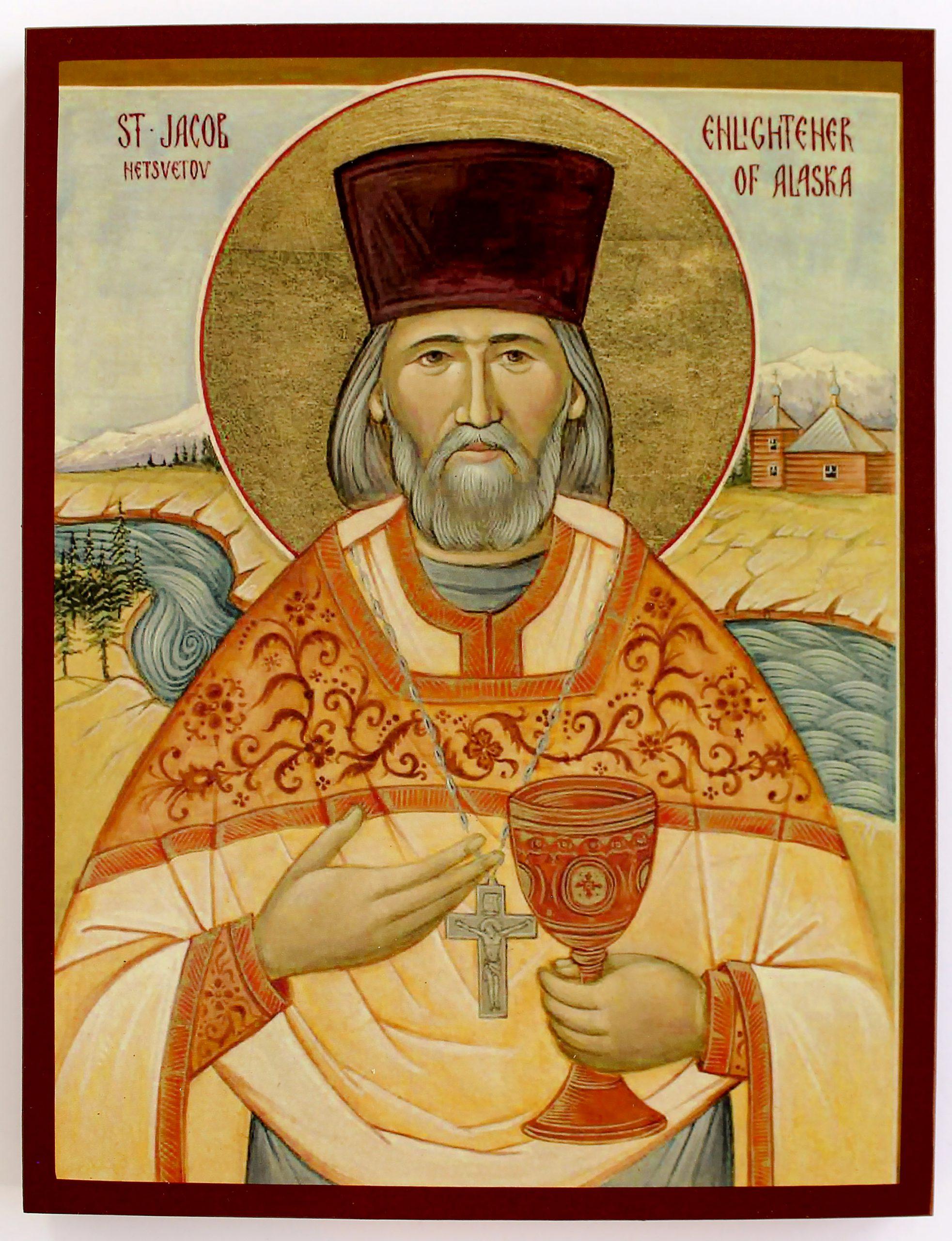 St. Jacob Netsvetov