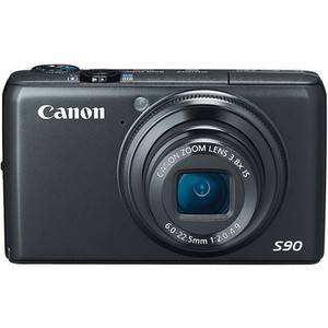 Click Here for the Canon Cybershot S90 Camera