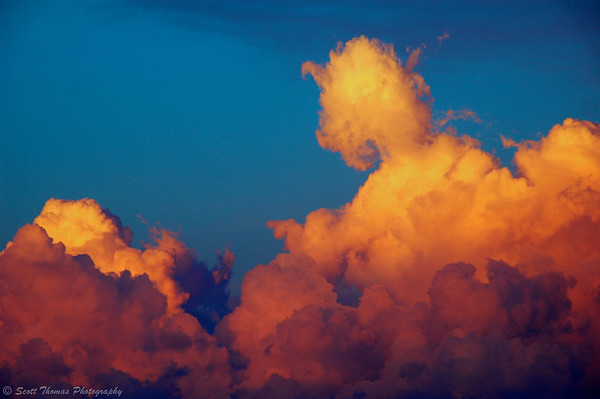 Cloudscape by Scott Thomas Photography.