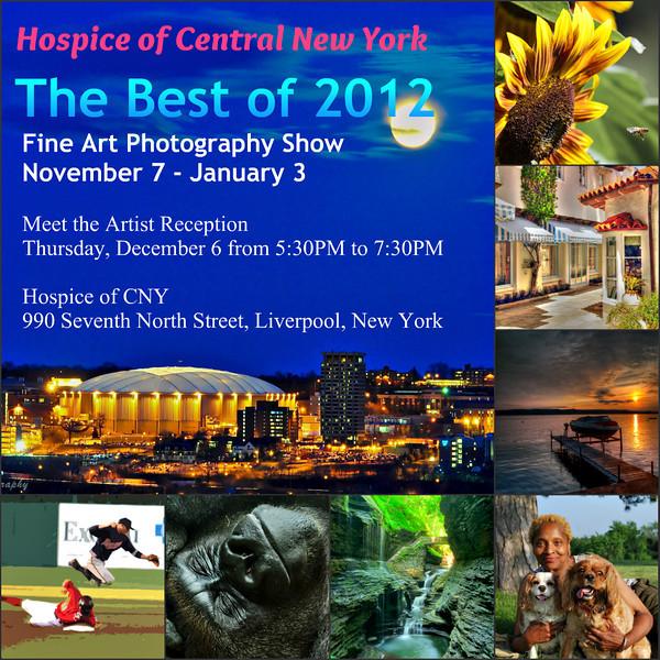 Hospice of CNY Fine Art Photography Show