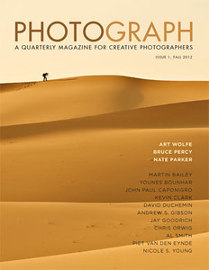 Click Here to Order Craft & Vision's PHOTOGRAPH eMagazine