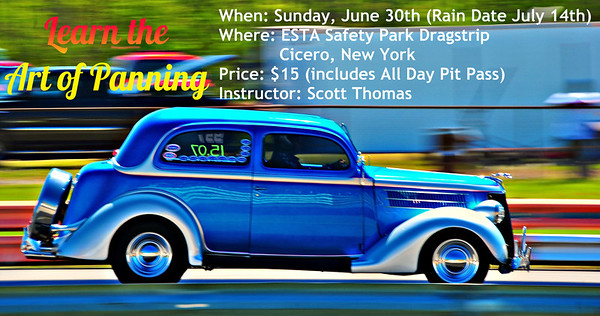 Click Photo to Sign Up for the Art of Panning Workshop.