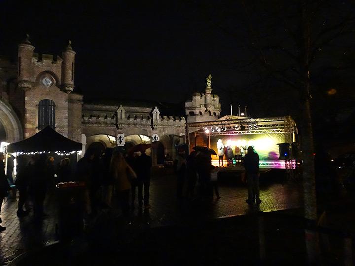 stichting burgerzin naarden Kerstmarkt