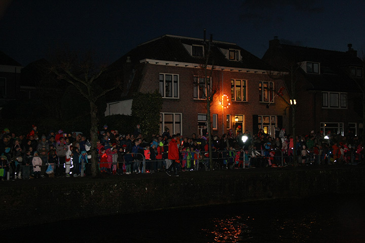 stichting burgerzin naarden Sinterklaas