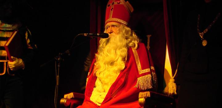 Sinterklaas Stichting burgerzin Naarden