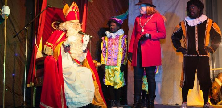 Naarden rekent zaterdag op 10.000 toeschouwers intocht Sinterklaas