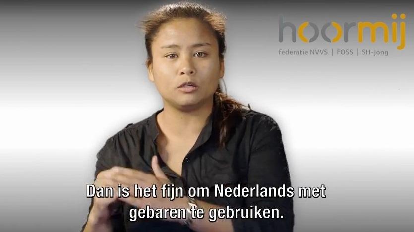 Afbeeldingsresultaat voor Nederlands met gebaren
