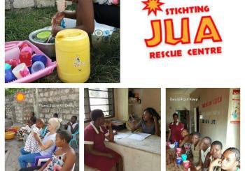 Impressions of a Jua day