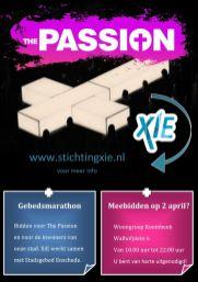 poster Gebedsmarathon