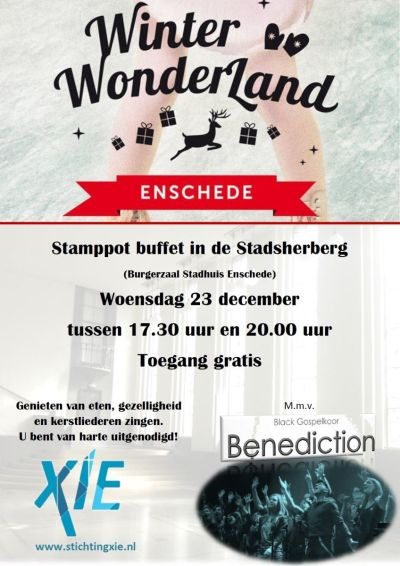 Flyer Winter Wonderland