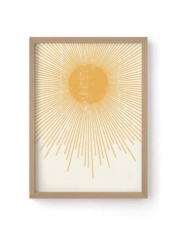 Quadro Sol