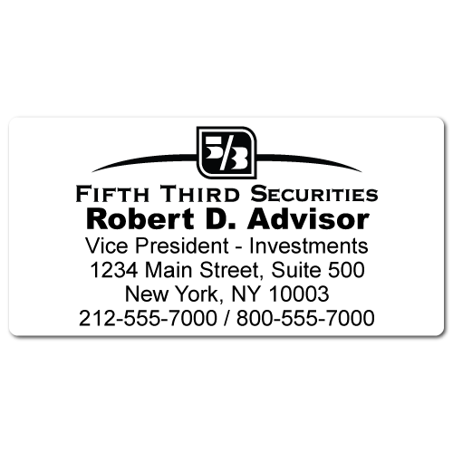 Stickertape™ for Fifth Third Securities