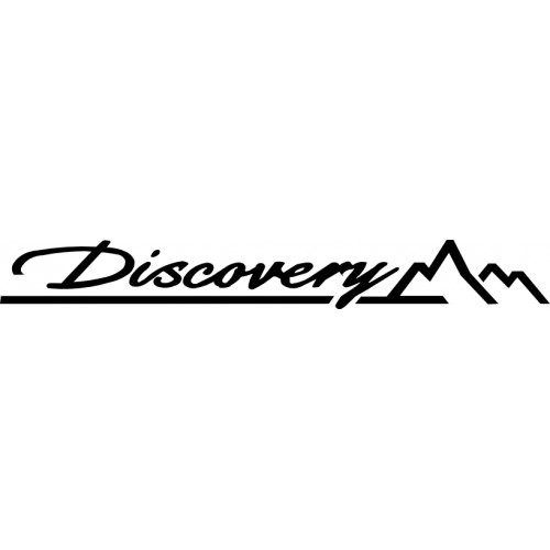 land rover discovery sticker, decal, graphic,