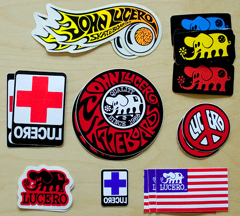 collection sticker life