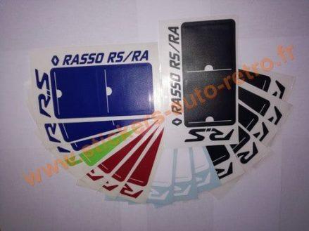 Club Rasso Renault Sport RS Rhône Alpes